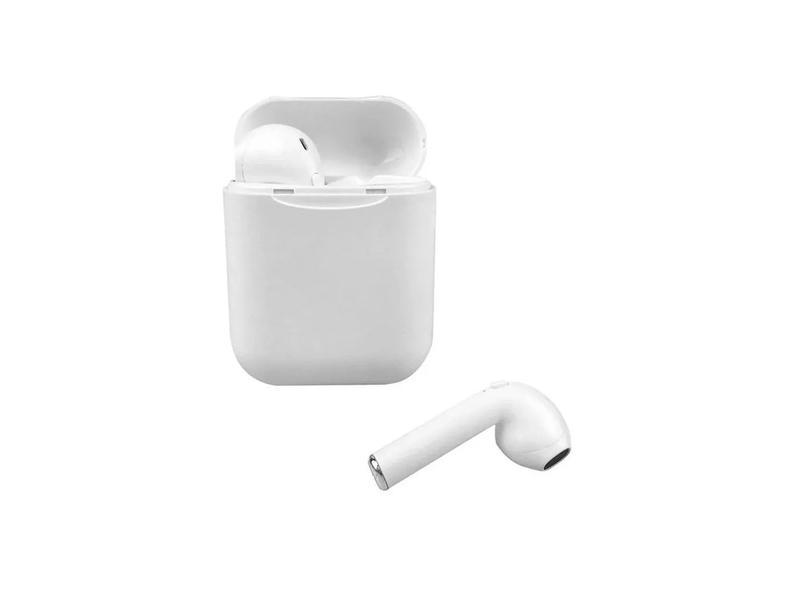 Fone de Ouvido Bluetooth com Microfone sem Fio In Pods 12