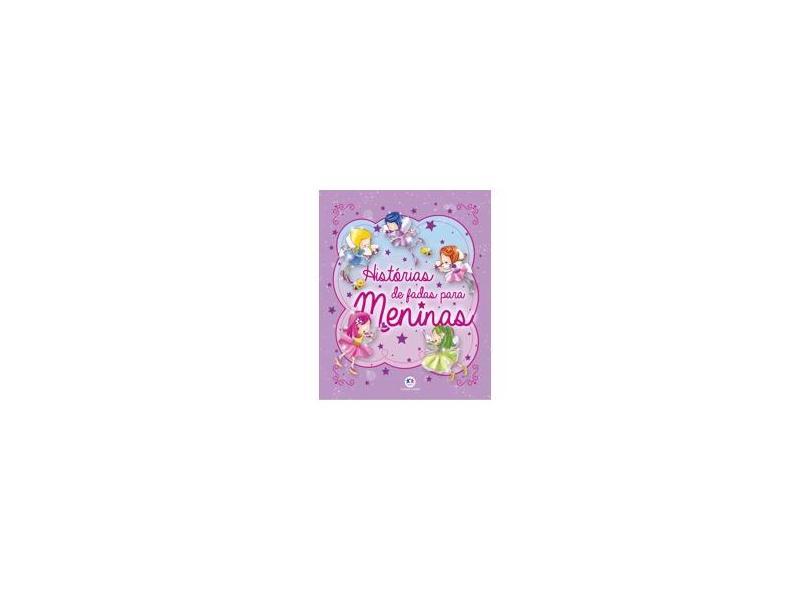 Histórias De Fadas Para Meninas - Ciranda Cultural - 9788538054474