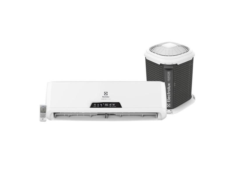 Ar Condicionado Split Hi Wall Electrolux Inverter Techno 12000 BTUs Inverter Controle Remoto Frio QI12F / QE12F