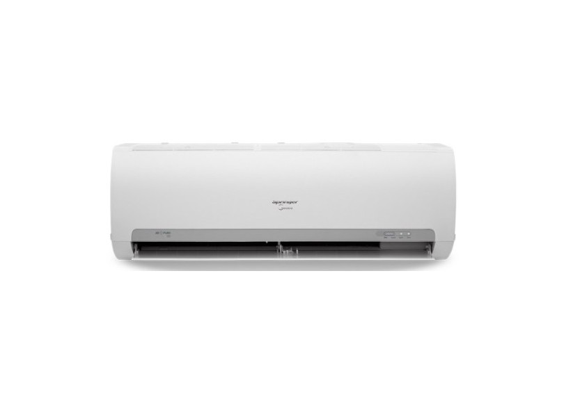 Ar Condicionado Split Hi Wall Springer Midea 9000 BTUs Controle Remoto Quente/Frio 42MAQA09S5 / 38KQX09S5