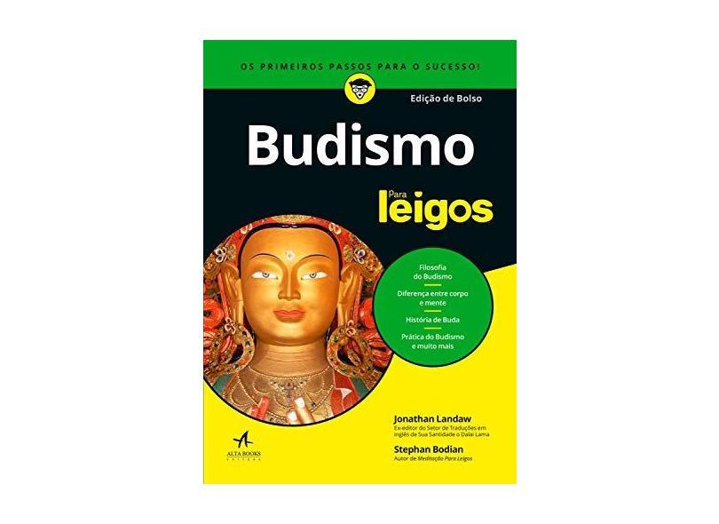 Budismo Para Leigos - Jonathan Landaw - 9788550803845