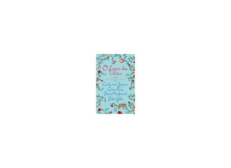 O Livro dos Vilões - Vários - 9788501042101