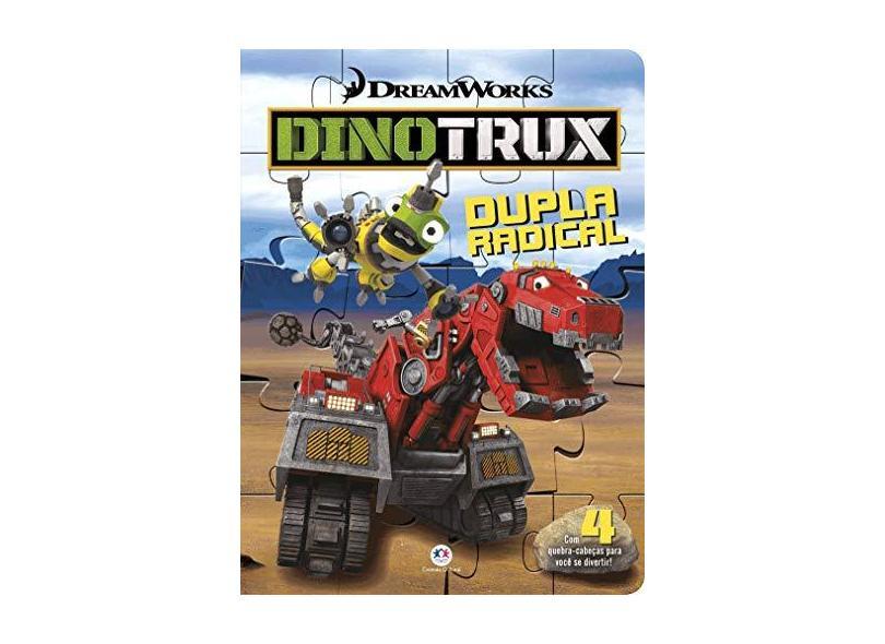 Dinotrux - Dupla radical - Ciranda Cultural - 9788538082828