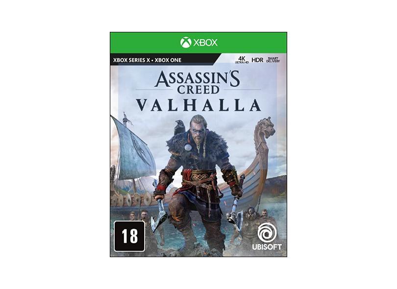 Jogo Assassin's creed Valhalla Xbox One Ubisoft