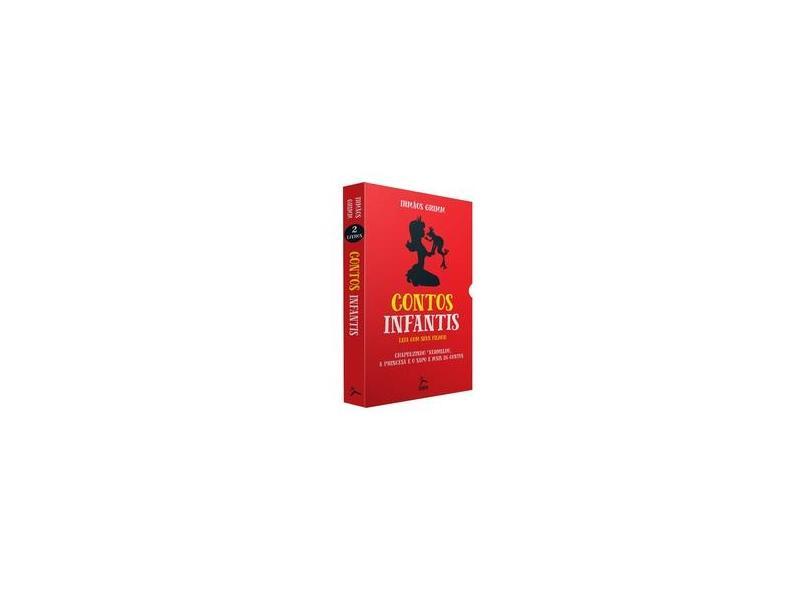 Box - Contos Infantis Irmãos Grimm - 2 Volumes - Irmãos Grimm - 9788565042888