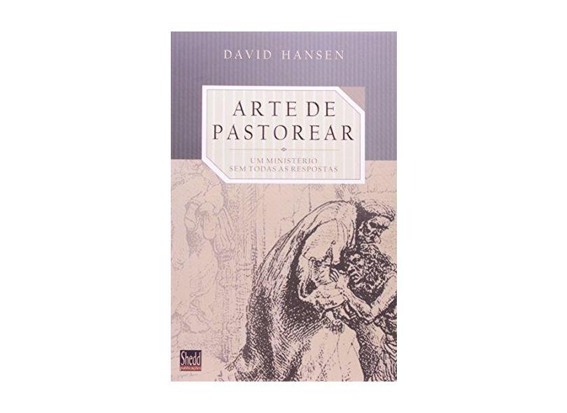 A Arte De Pastorear - Capa Comum - 9788588315105