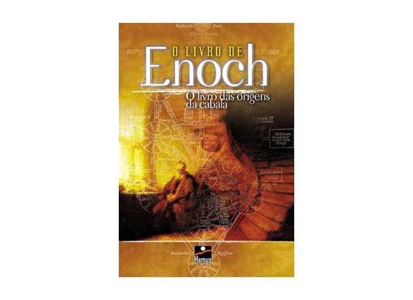 Livro de Enoch, O: O Livro das Origens da Cabala - Anônimo - 9788528900262