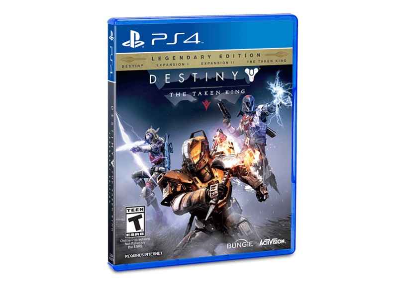 Jogo Destiny The Taken King PS4 Activision