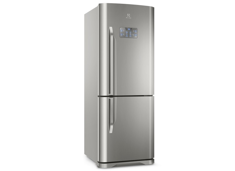 Geladeira Electrolux Bottom Freezer Frost Free Inverse 454 l Inox IB53X