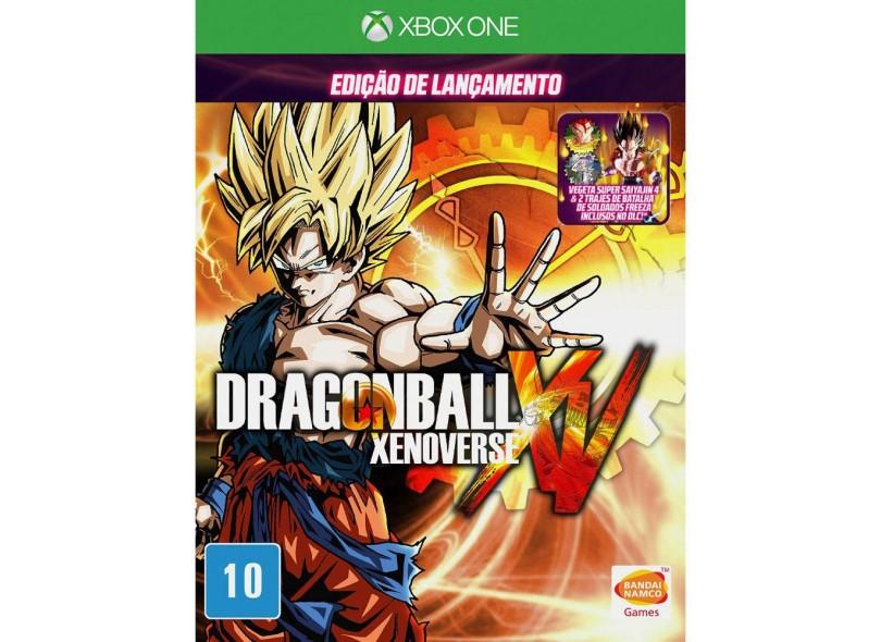 Jogo Dragon Ball Xenoverse Xbox One Bandai Namco