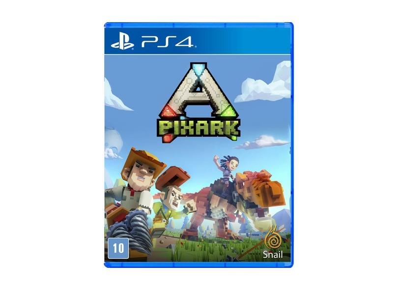 Jogo Pixark PS4 Snail
