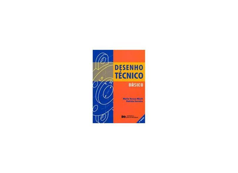 Desenho Tecnico Basico - Capa Comum - 9788599868393