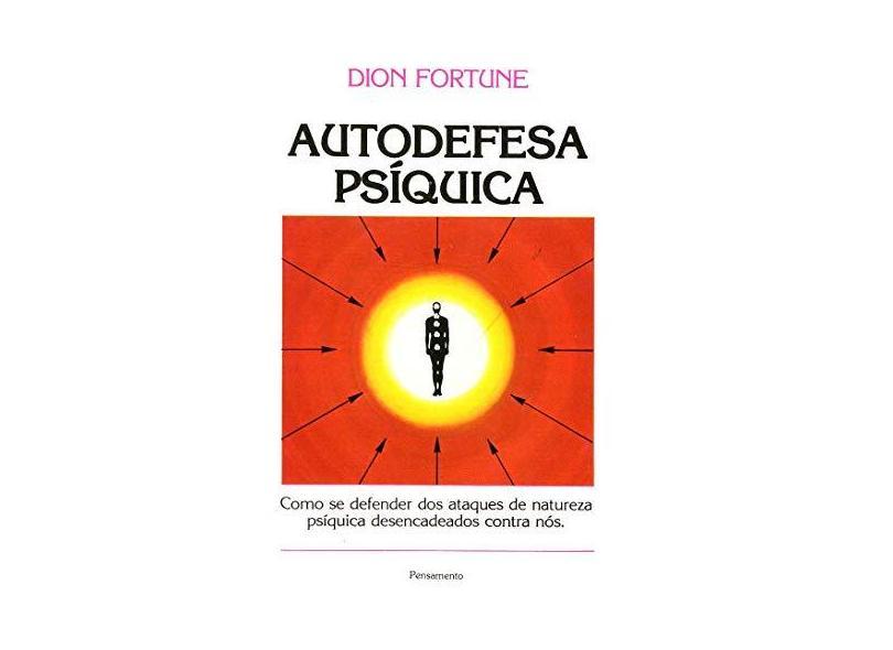 Autodefesa Psiquica - Capa Comum - 9788531500558