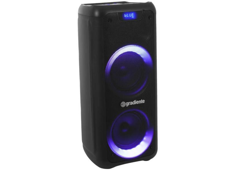 Caixa de Som Bluetooth Gradiente Bass Boom  GCA201 400 W