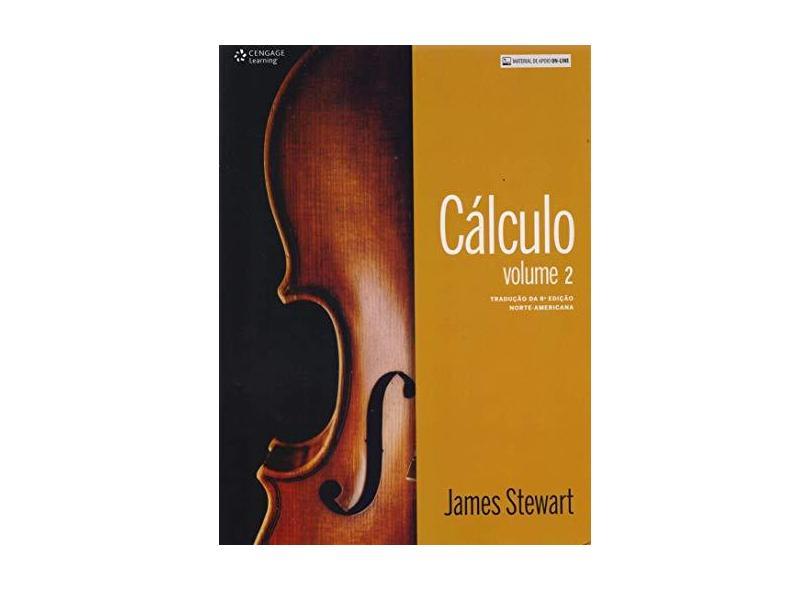 Cálculo - Volume 2 - James Stewart - 9788522125845