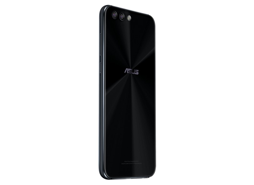Smartphone Asus Zenfone 4 64GB ZE554KL 6GB RAM 2 Chips Android 7.0 (Nougat) 3G 4G Wi-Fi