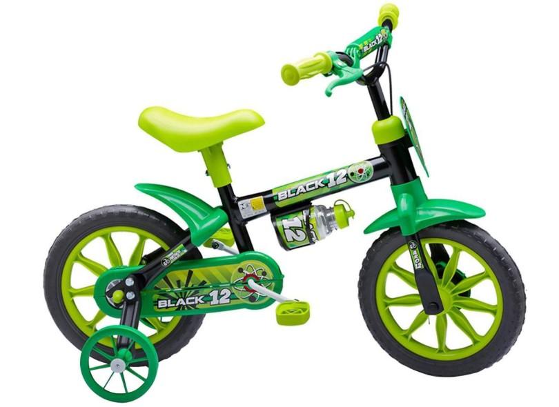 Bicicleta Nathor Aro 12 Black