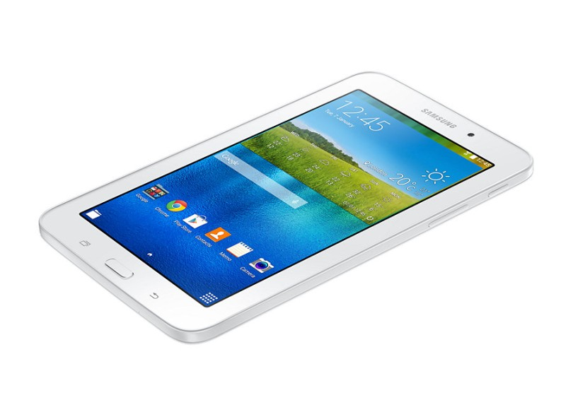 "Tablet Samsung Galaxy Tab E 8 GB LCD 7"" Android 4.4 (Kit Kat) T113"