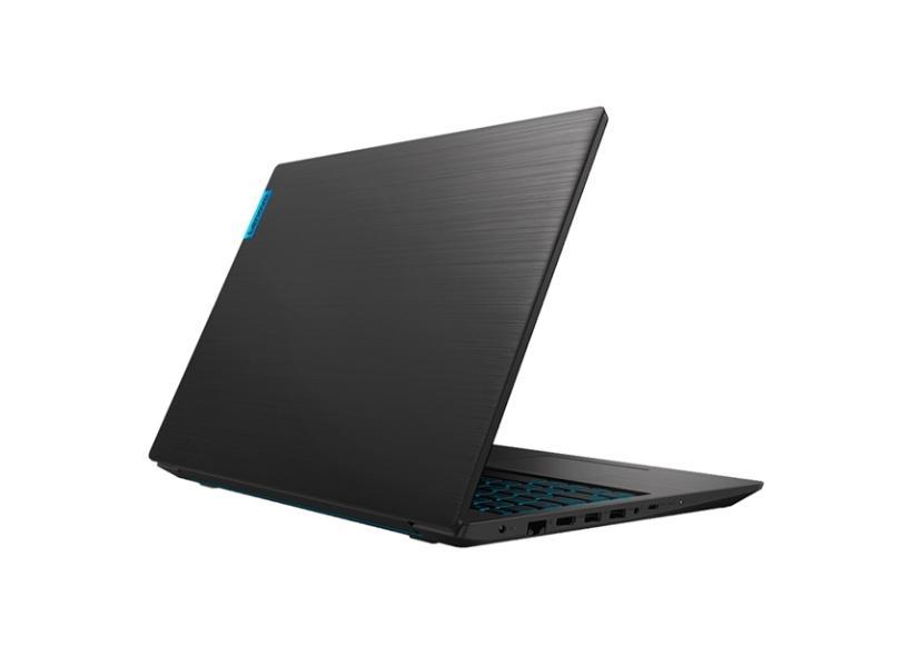 "Notebook Gamer Lenovo IdeaPad L340 Intel Core i5 9300H 9ª Geração 8 GB de RAM 240.0 GB 15.6 "" Full GeForce GTX 1050 Windows 10 81TR0002BR"