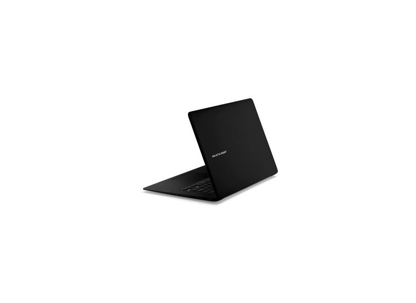 "Notebook Multilaser Intel Atom 1 GB de RAM 32.0 GB 14 "" Windows 10 PC101"
