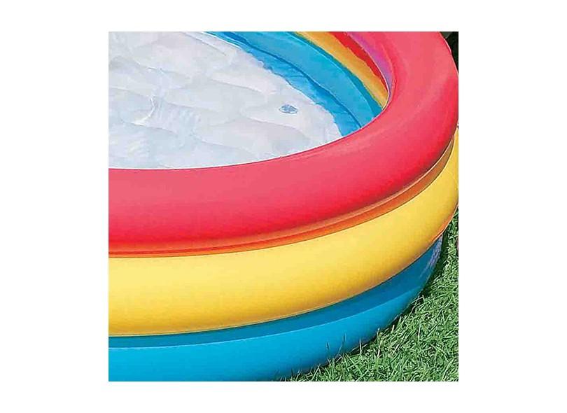 Piscina Inflável Circular 110 Litros Bestway Summer Set 51104