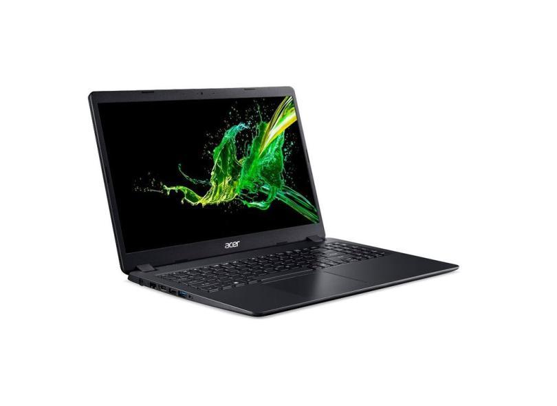 """Notebook Acer Aspire 3 AMD Ryzen 5 3500U 8.0 GB de RAM 1024 GB Híbrido 128.0 GB 15.6 """" Radeon 540X Windows 10 A315-42G-R7NB"""