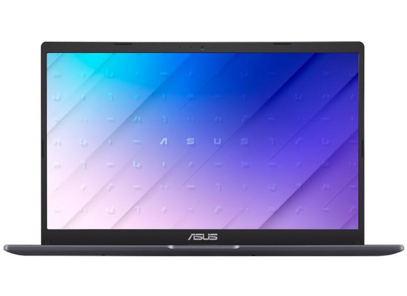 "Notebook Asus Intel Celeron N4020 4.0 GB de RAM 128.0 GB 15.6 "" Windows 10 E510MA-BR295R"
