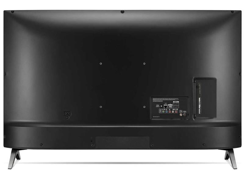 "Smart TV TV LED 43 "" LG ThinQ AI 4K Netflix 43UM7500PSB 4 HDMI"