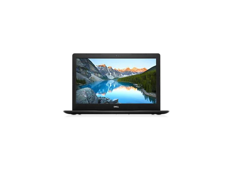 "Notebook Dell Inspiron 3000 Intel Core i7 8565U 8ª Geração 8GB de RAM SSD 256 GB 15,6"" Windows 10 i15-3583"