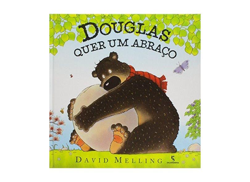 Douglas Quer Um Abraço - Melling, David - 9788516084905