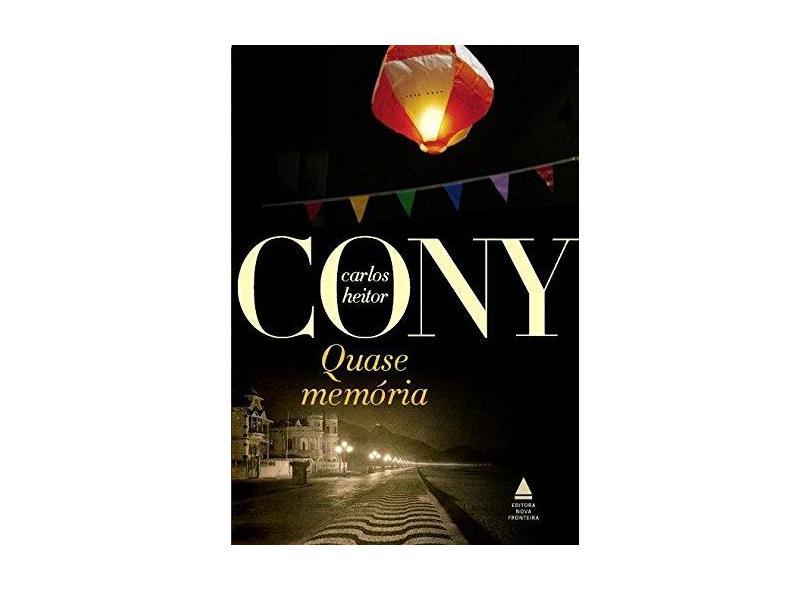 Quase Memória - Quase Romance - 29ª Ed. 2014 - Cony,carlos Heitor - 9788520939086