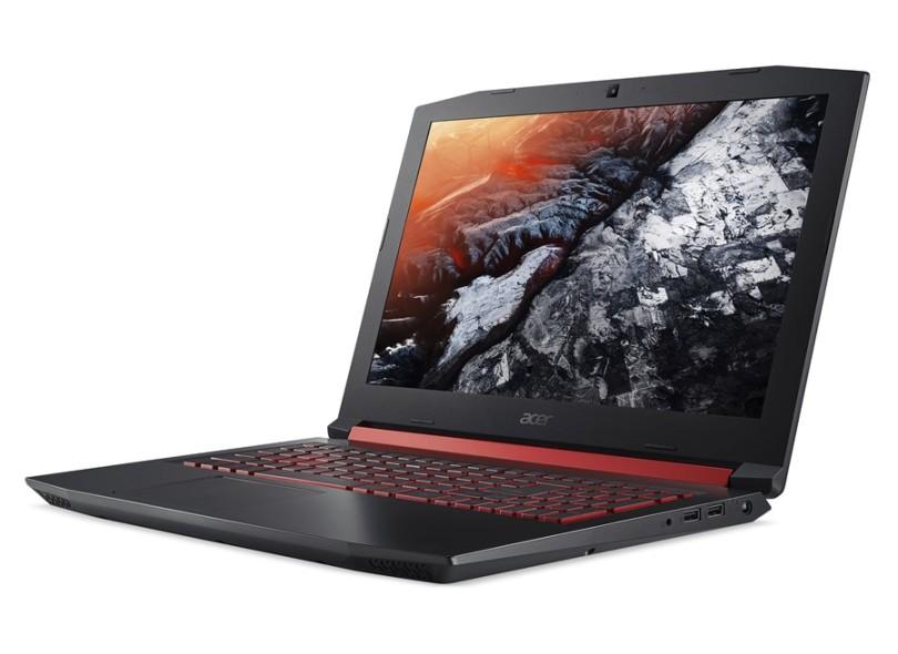 """Notebook Acer Aspire Nitro 5 Intel Core i5 7300HQ 7ª Geração 8 GB de RAM 1024 GB 15.6 """" GeForce GTX 1050 Windows 10 AN515-51-50U2"""