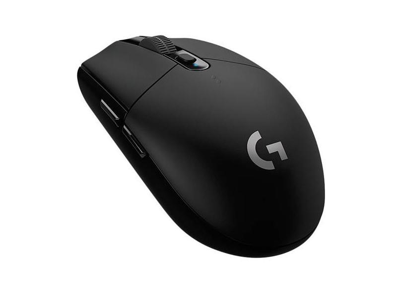 Mouse Laser Gamer sem Fio USB G305 - Logitech
