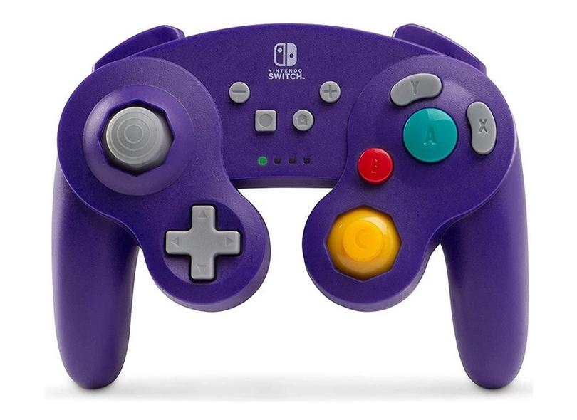 Controle Nintendo Switch GameCube Style - Power A