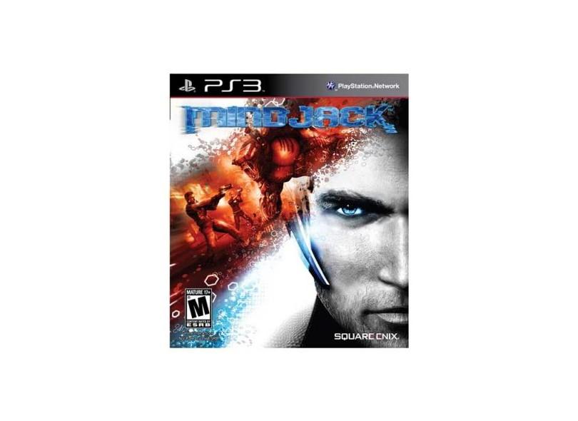 Jogo Mindjack Square-Enix PS3