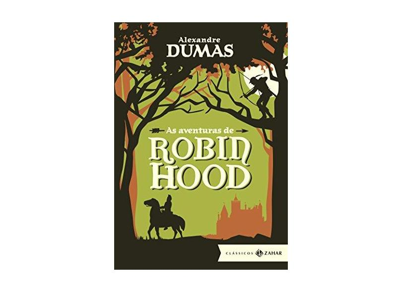 As Aventuras de Robin Hood - Alexandre Dumas - 9788537815144