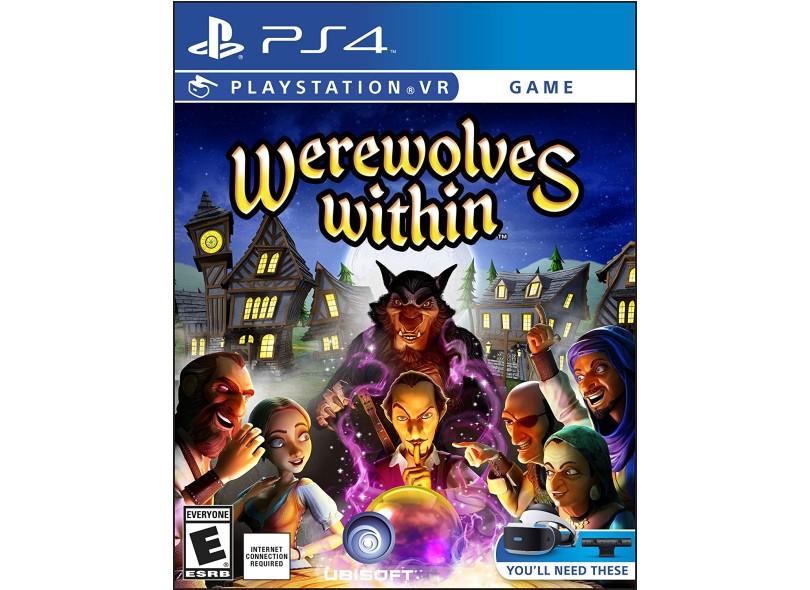 Jogo Werewolves Within PS4 Ubisoft