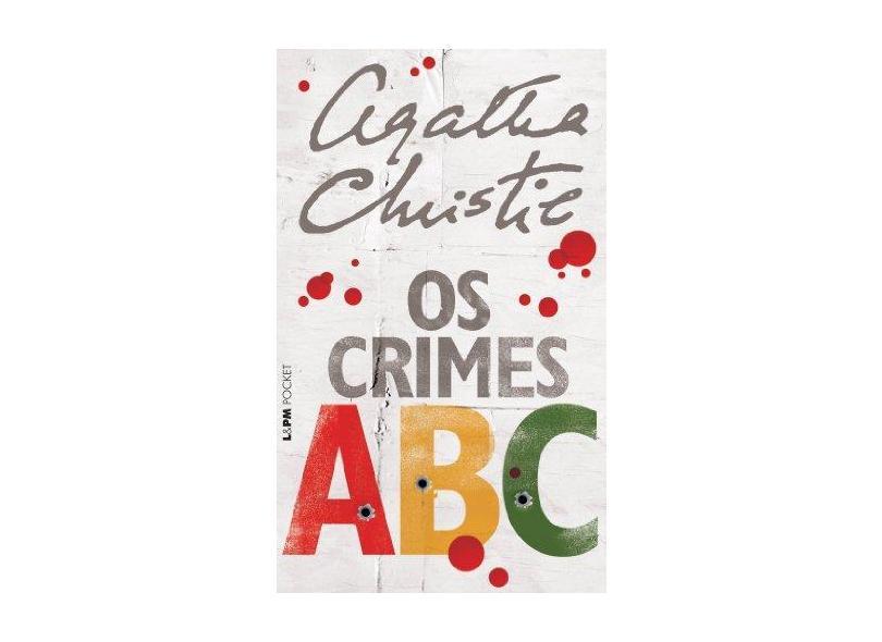 Os Crimes Abc - Col. L&pm Pocket - Christie, Agatha - 9788525419378
