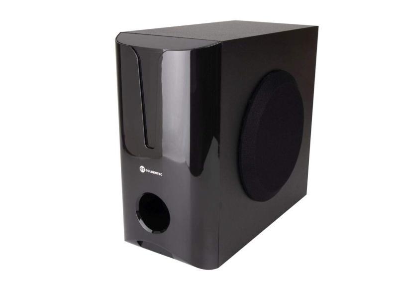 Home Theater Soundbar Goldentec 180 W 2.1 Canais SBG01