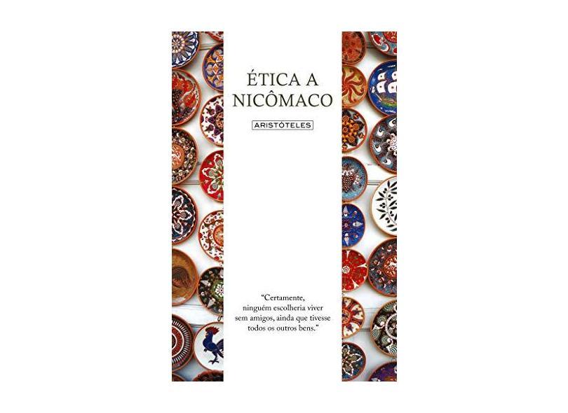 Ética a Nicômaco - Capa Comum - 9788544001011