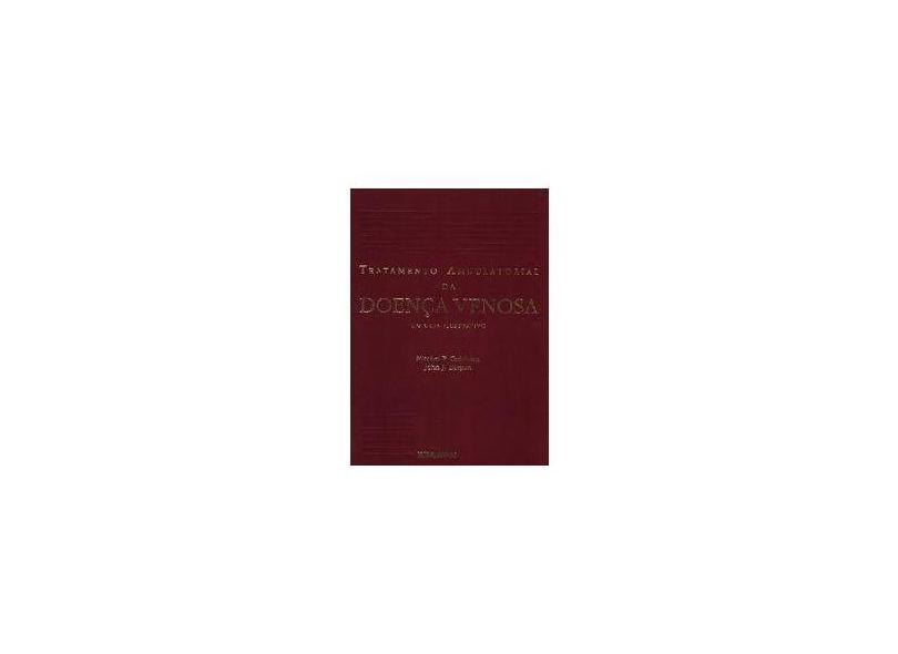 TRATAMENTO AMBULATORIAL DA DOENCA VENOSA - Goldman - 9788585891350