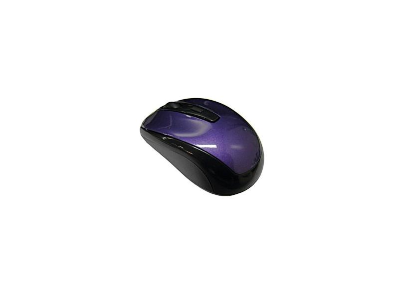Mini Mouse Óptico Wireless Suíça - Bright