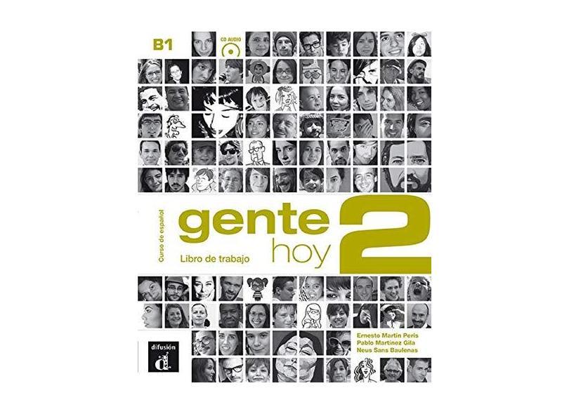 Gente Hoy - Cuaderno de Ejercicios. Volumen 2 (+CD) - Vários Autores - 9788415640387