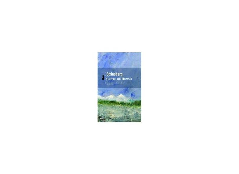 Gente de Hemso - Strindberg August - 9788577151448