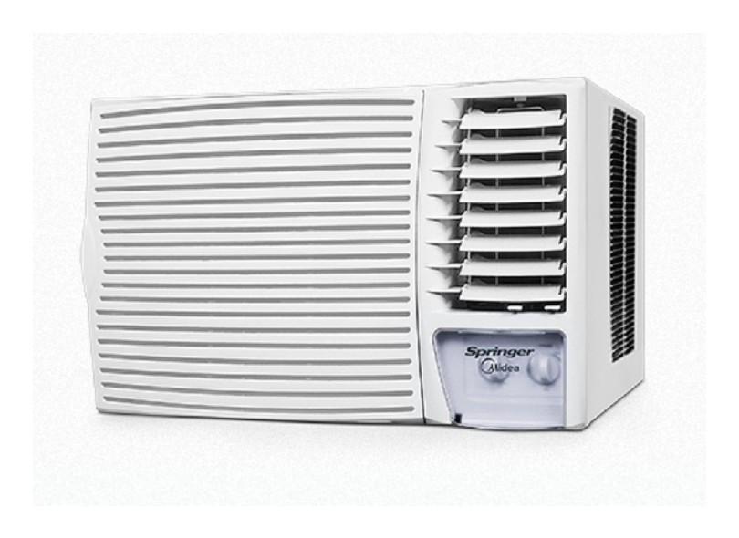 Ar Condicionado Janela / Parede Springer Minimaxi 12000 BTUs Frio MCI125BB