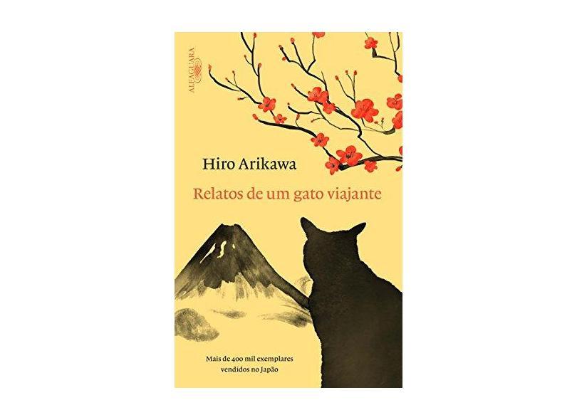 Relatos de Um Gato Viajante - Arikawa, Hiro - 9788556520487