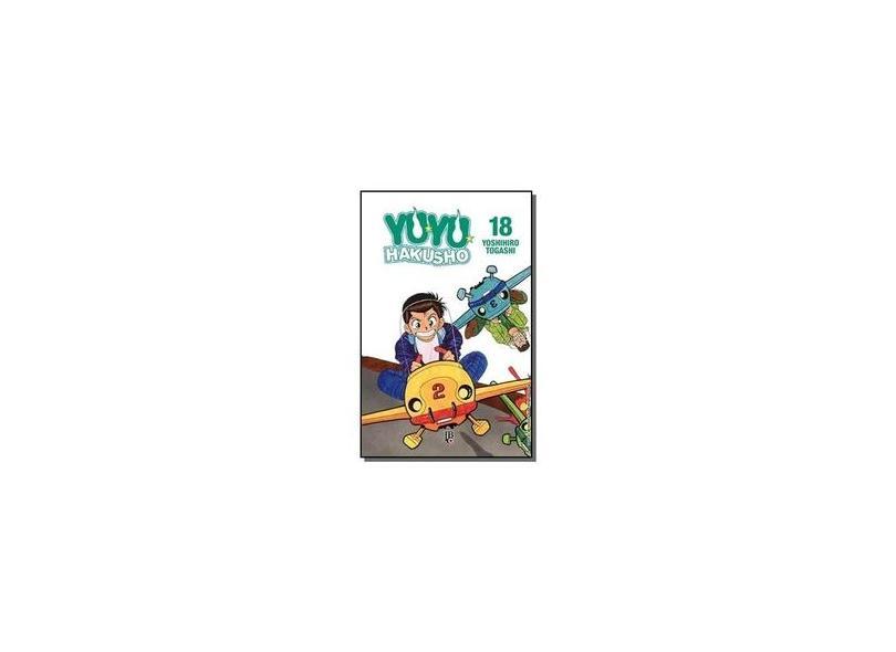 Yu Yu Hakusho Especial - Volume 18 - Togashi Yoshihiro - 9788545701620