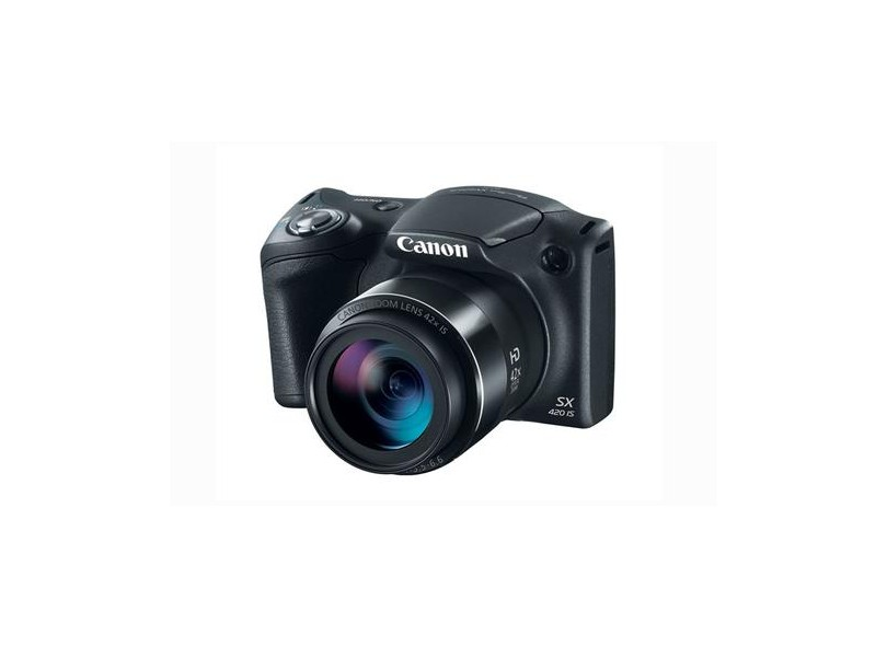 Câmera Digital Canon PowerShot 20 MP HD SX420 IS