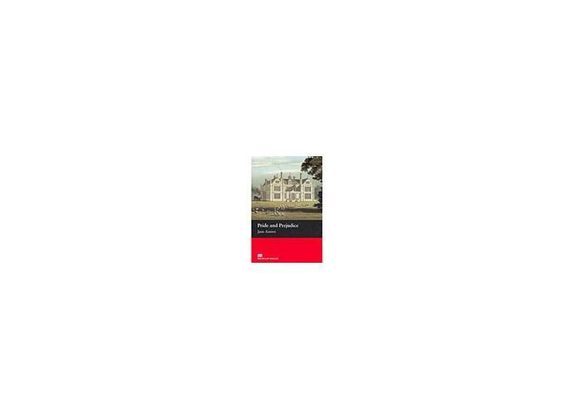 Pride and Prejudice - Jane Austen - 9781405073011