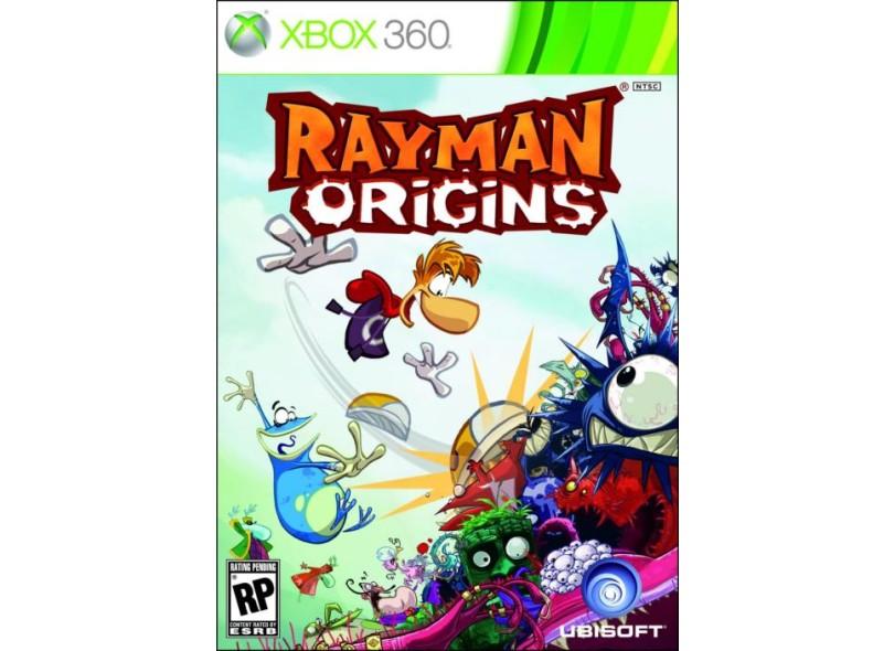 Jogo Rayman Origins Ubisoft Xbox 360